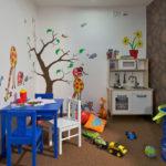 Apartmány 294 - společenská místnost