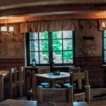 Chata Bramberk restaurace