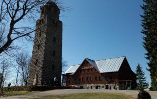 Chata Bramberk celkový pohled