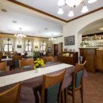 Restaurace hotelu Zlatý Lev
