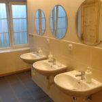 Janovská sokolovna-koupelna