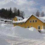 Apartmány Doma ext zima