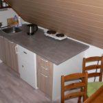 Pod Hrází - kuchyňská linka