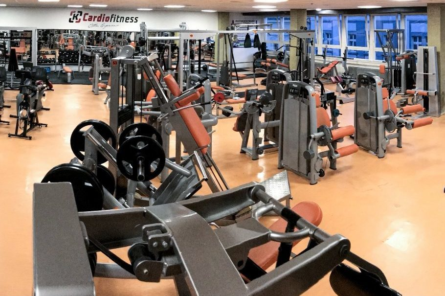 Posilovaci stroje - Cardiofitness Jablonec nad Nisou