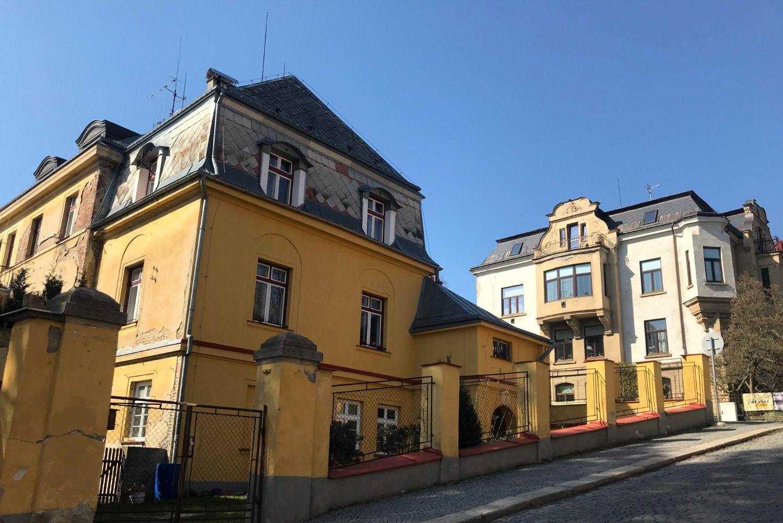 Giebischova vila v Jablonci nad Nisou