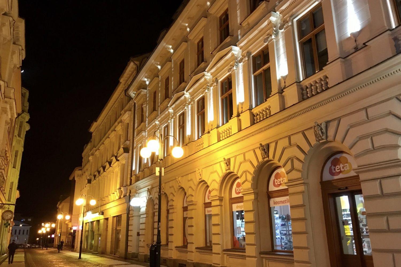 Kulturní centrum Hotel Praha - Informační centrum Jablonec n. N.