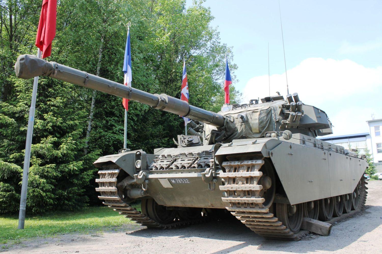 Tank – Muzeum obrněné techniky Smržovka