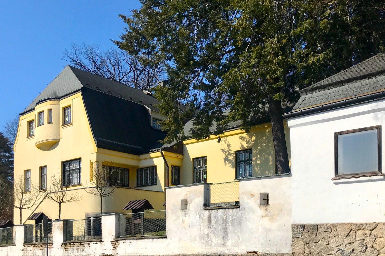 Dresslerova vila v Jablonci nad Nisou
