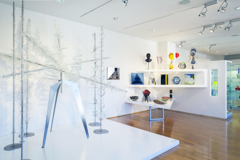 v Muzeu skla a bižuterie v Jablonci nad Nisou