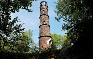 Kamenná rozhledna Kopanina - Jablonecko