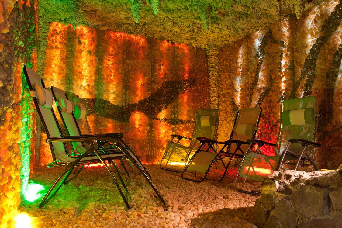 Solná jeskyně v hotelu Merkur v Jablonci nad Nisou