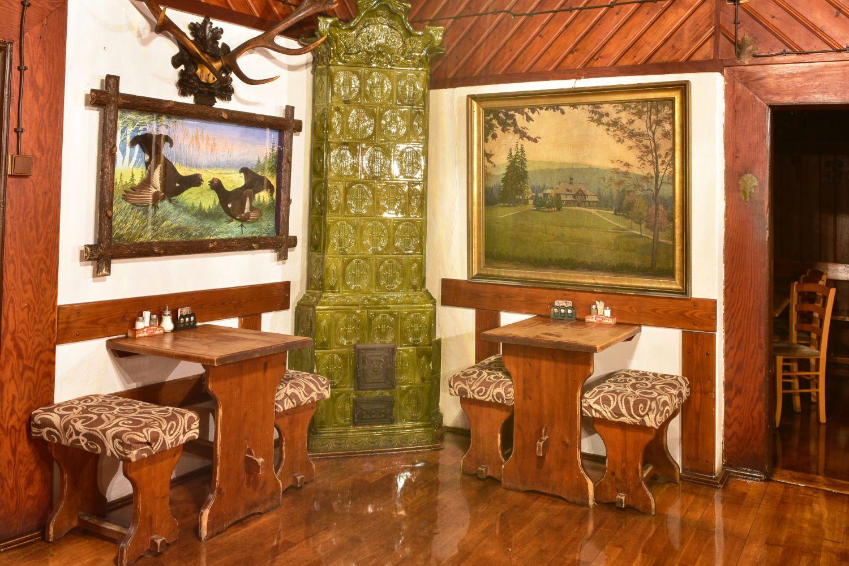 Šámalova chata na Nové Louce
